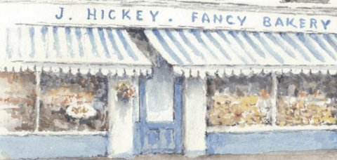 Hickeys Bakery and Cafe