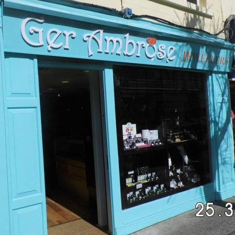 Ger Ambrose Silver Jewellers